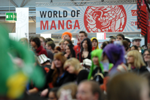Manga Comic Convention Leipzig